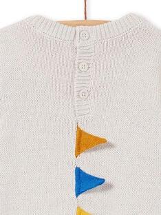 Grey PULLOVER KUREPUL / 20WG10G1PULJ906