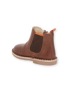 Brown Boots GGBOOTCHEM / 19WK36X3D0D802