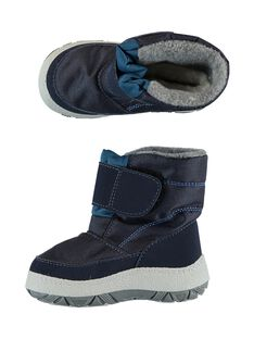 Botas de ski azul-marinho bebé menino GBGMONTMEP / 19WK38W2D3N070