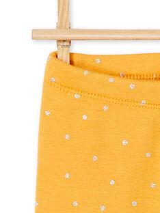 Yellow PANTS KAJOLEG4 / 20W90149D2B107