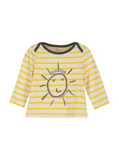 T-shirt de mangas compridas bebé menino FULITEE4 / 19SG1024TML099