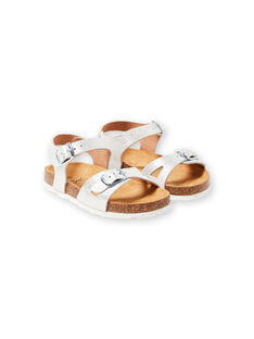 Sandálias prateado menina LFNUARGENT / 21KK355QD0E956