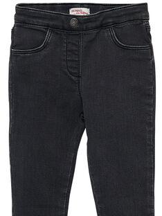 Calças de ganga cinzento JAESJEG2 / 20S90161D2BK004