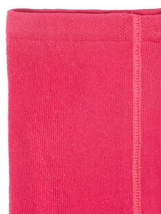 Collants rosa e azul criança menina LYABLECOL1 / 21SI01J2COL304