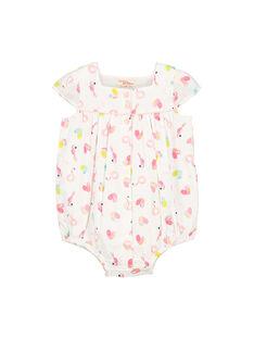Babygro bebé menina FICUBAR / 19SG09N1BAR000