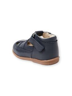 Salomés azul-marinho bebé menino LBGSALSANDM / 21KK3834D13070