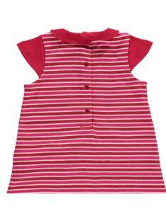 Baby girls' dress and leggings set DIROUENS / 18WG0921ENS099