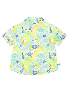 Camisa bebé menino FUCUCHEM / 19SG10N1CHM099