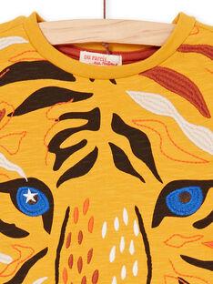 T-shirt de mangas curtas criança menino LOTERTI6 / 21S902V6TMCB114