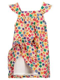 Vestido fantasia bebé menina FICOROB3 / 19SG0983ROB000