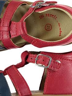Sandálias Vermelho FBGSANDBI4 / 19SK38K1D0E050