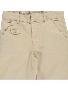 Boys' shorts COFRIBER1 / 18S902H1BER808
