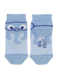 Baby boys' ankle socks CYUJOCHO9A / 18SI10S6SOQ020