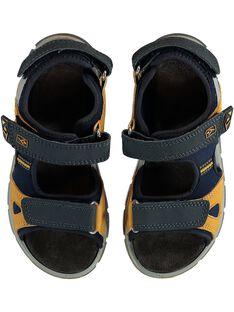 Sandálias Azul-marinho JGSANDMAC / 20SK36Z2D0E070