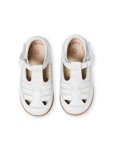 Salomés branco bebé menino LBGSALSANDB / 21KK3833D13000