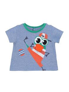 T-shirt fantasia bebé menino FUCATI2 / 19SG10D2TMC099