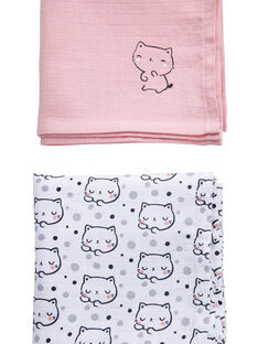 Pink swaddling clothes JOU1LAN1 / 20SF40J1LAND301