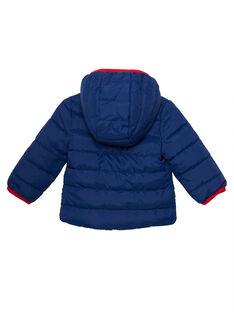 Blusão Azul JUGRODOU / 20SG10I1D3E702