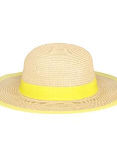 Chapéu capelina menina FYAPOHAT2 / 19SI01C2CHA009