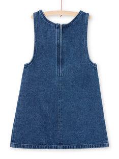 Vestido de ganga menina MAMIXROB1 / 21W901J2ROBP269