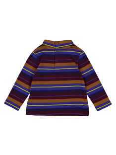 Camisola interior jersey bebé menino GUVIOSOUP / 19WG10R1SPL711