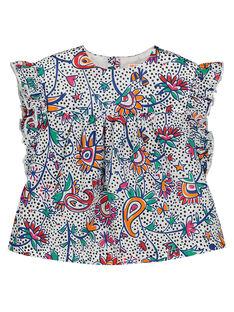 Blusa estampada bebé menina FITOCHEM / 19SG09L1CHE000